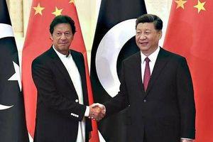 Trước thềm Thượng đỉnh Tập – Modi, Thủ tướng Pakistan vội vã thăm Trung Quốc
