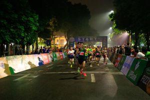 Kỷ lục gia Hùng Hải: 'VPBank Hà Nội Marathon là bàn đạp cho SEA Games'