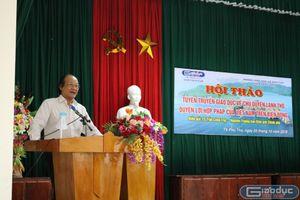 Hiểu chính xác về quyền chủ quyền, quyền lợi hợp pháp của Việt Nam ở Biển Đông