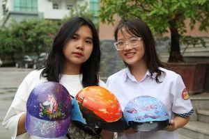 Hai nữ sinh Hà Nội giành giải cao tại cuộc thi Phụ nữ với trật tự giao thông và văn minh đô thị 2019