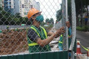 Hà Nội: Thực hiện phân luồng nhiều tuyến phố khu vực Mỹ Đình để thi công đường đua F1