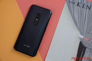 Trên tay Vivo V17 Pro: 6 camera, cấu hình mạnh mẽ