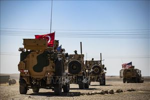 Mỹ 'lừng khừng', Thổ Nhĩ Kỳ đơn phương thiết lập 'vùng an toàn' ở Syria