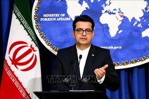 Iran phản đối kêu gọi của Pháp trả tự do cho học giả mang hai quốc tịch