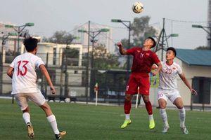 HLV Park Hang Seo ra yêu cầu đặc biệt ở trận đấu nội bộ giữa ĐT Việt Nam và đội U22