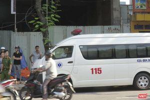 Đà Nẵng vào cuộc kiểm tra công trình thi công sau vụ 'sắt rơi xuyên người công nhân'