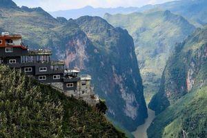 Toàn cảnh khách sạn Panorama trên đèo Mã Pì Lèng bị kêu gọi tẩy chay