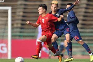 Người Thái muốn 'thăm dò' U22 Việt Nam trước thềm SEA Games?