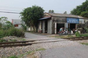 Nam Định cam kết xóa lối đi tự mở qua đường sắt