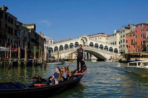 Venice - tiền tuyến trong cuộc chiến bảo tồn di sản