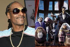 Sau màn kết hợp với Sơn Tùng M-TP, Snoop Dogg tái ngộ khán giả Việt với OST bắt tai trong 'The Addams Family'