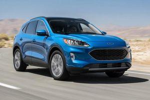 Ra mắt chưa lâu, Ford Escape 2020 dính án triệu hồi tại Mỹ