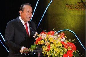 Phó Thủ tướng Trương Hòa Bình dự Lễ kỷ niệm 520 năm thành lập tỉnh Cao Bằng