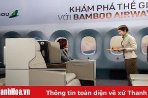 Giải mã dịch vụ đắt giá trên khoang máy bay Hạng Thương gia