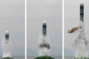 Triều Tiên ví tên lửa Pukguksong-3 như 'thanh đoản kiếm đáng sợ nhất'