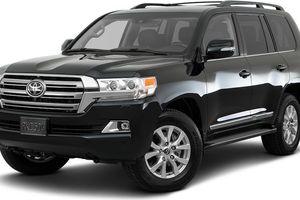 Hơn 10 triệu xe Toyota Land Cruiser đã được bán ra trên toàn thế giới