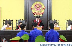 Hoãn phiên tòa xử hai cựu công an Sơn La ăn trộm 11kg ma túy