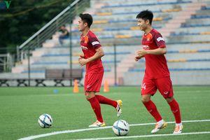 Thầy Park chỉ đạo đặc biệt với 2 suất đặc cách lên ĐT Việt Nam