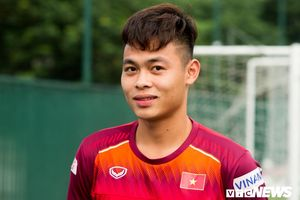 Đội trưởng U22 Việt Nam dự đoán đàn anh đánh bại Malaysia 2-0