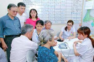 Người cao tuổi Việt Nam: Mong muốn cống hiến không ngừng nghỉ