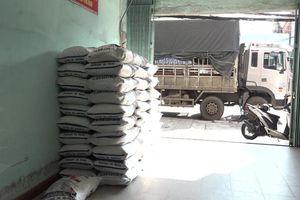 Bắt ba tấn đường không hợp pháp tại Phú Yên