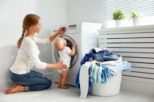 Máy giặt: Nơi trú ngụ của vi khuẩn kháng thuốc?