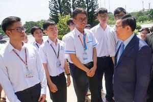 Phó Thủ tướng Vương Đình Huệ: Tự chủ là để các trường được chủ động hơn về mọi mặt