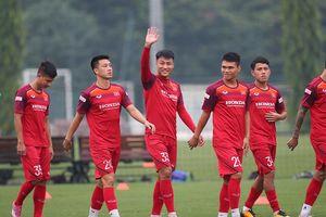 HLV Park Hang Seo loại Mạc Hồng Quân khỏi danh sách thi đấu