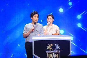 Hari Won 'tố' Trấn Thành mập do 'khẩu nghiệp' trên sóng truyền hình