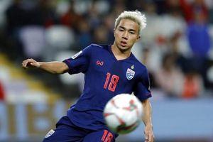 Tuyển Thái Lan nhận hung tin trước trận gặp UAE