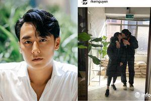 Rocker Nguyễn công khai người yêu, cư dân mạng đang truy tìm danh tính cô gái bí ẩn