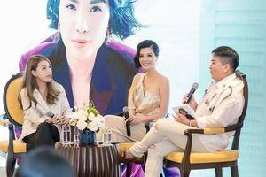 Siêu mẫu-doanh nhân Vũ Cẩm Nhung ra mắt tự truyện về cuộc đời