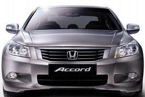 'Dớp' túi khí chưa buông tha, Honda tái triệu hồi 23.476 xe vì không yên tâm