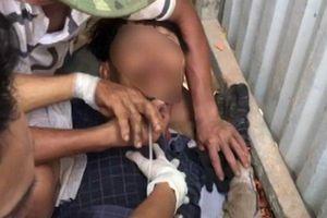 Thông tin mới vụ thanh sắt đâm xuyên người khiến công nhân nguy kịch
