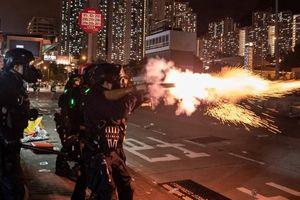 Tình hình khủng hoảng Hồng Kông: Nhà báo Indonesia bị bắn mù mắt phải