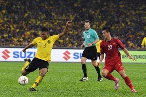 ĐT Malaysia đắt giá hơn hẳn ĐT Việt Nam về giá chuyển nhượng