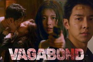 Phim'Vagabond' tập 5-6: Suzy cưỡng hôn Lee Seung Gi vì nhớ người tình Shin Sung Rok, tình tay ba bắt đầu?