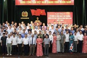 Khóa D16 Học viện An ninh nhân dân kỷ niệm 35 năm ngày tựu trường