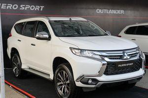 Giảm giá 92 triệu, Mitsubishi Pajero có giá lăn bánh ra sao?
