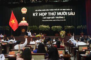 TP Hồ Chí Minh thông qua chủ trương về đền bù bổ sung cho người dân Thủ Thiêm