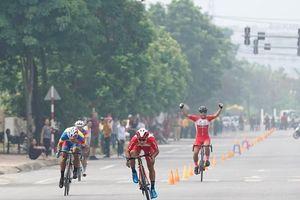 Các tuyển thủ thi đấu thành công tại Giải xe đạp đường trường VĐQG 2019