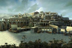 Giật mình tiên tri về dấu vết thành phố Atlantis huyền thoại