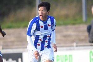 Heerenveen thắng trận thứ hai liên tiếp trong ngày Đoàn Văn Hậu dự bị