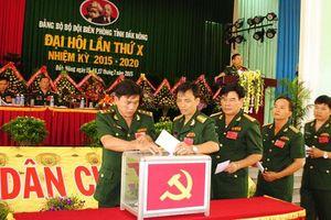 Phòng, chống sự phá hoại của các thế lực thù địch trong thời gian chuẩn bị đại hội Đảng các cấp