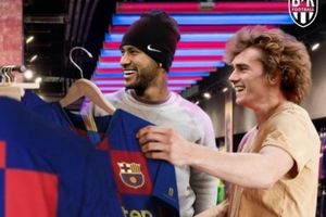 MU chào đón Mandzukic, Barca các Griezmann lấy Neymar