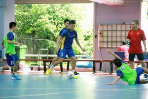 ĐT futsal Việt Nam chuẩn bị rèn quân tại Thái Lan hướng tới giải vô địch Đông Nam Á 2019