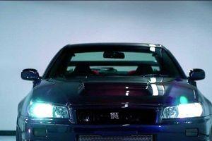 Chiêm ngưỡng 'quái vật' Nissan GT-R R34 phiên bản màu hiếm, đắt nhất thế giới