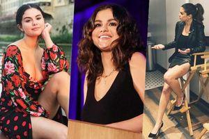 Body 'thần kỳ' của Selena Gomez: Hô biến lúc béo lúc gầy, tăng cân ẵm ngay 10 triệu tim, giảm cân lột xác ngoạn mục