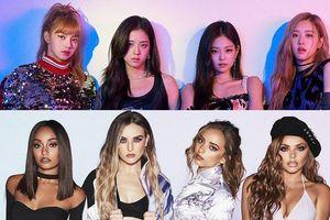 Fan Kpop rần rần: Little Mix có thể là nghệ sĩ Âu Mỹ tiếp theo bắt tay cùng 'Youtuber' BlackPink