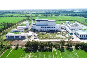 Xử lý rác thải bằng công nghệ sạch ở trung tâm Đồng bằng sông cửu long